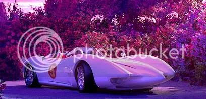 Speed Racer e Trixie - CLIQUE PARA FAZER O DOWNLOAD DESTA FOTO EM ALTA RESOLUÇÃO