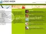 free   blogger blog skins html