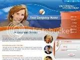 Blogspot  electronic free ptt templates