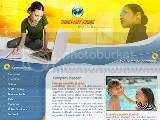 free 3   column xml business templates