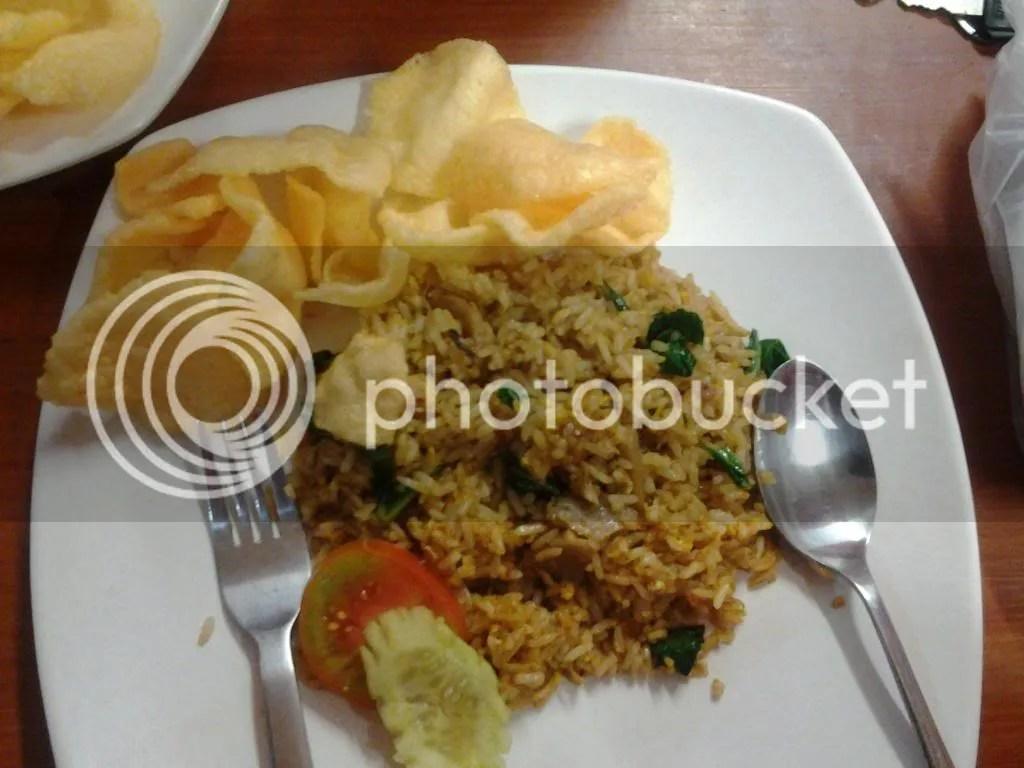 Nasi Goreng Ayam (Rp 10k)