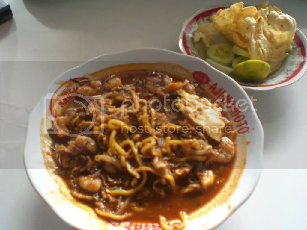 mie rebus aceh spesial
