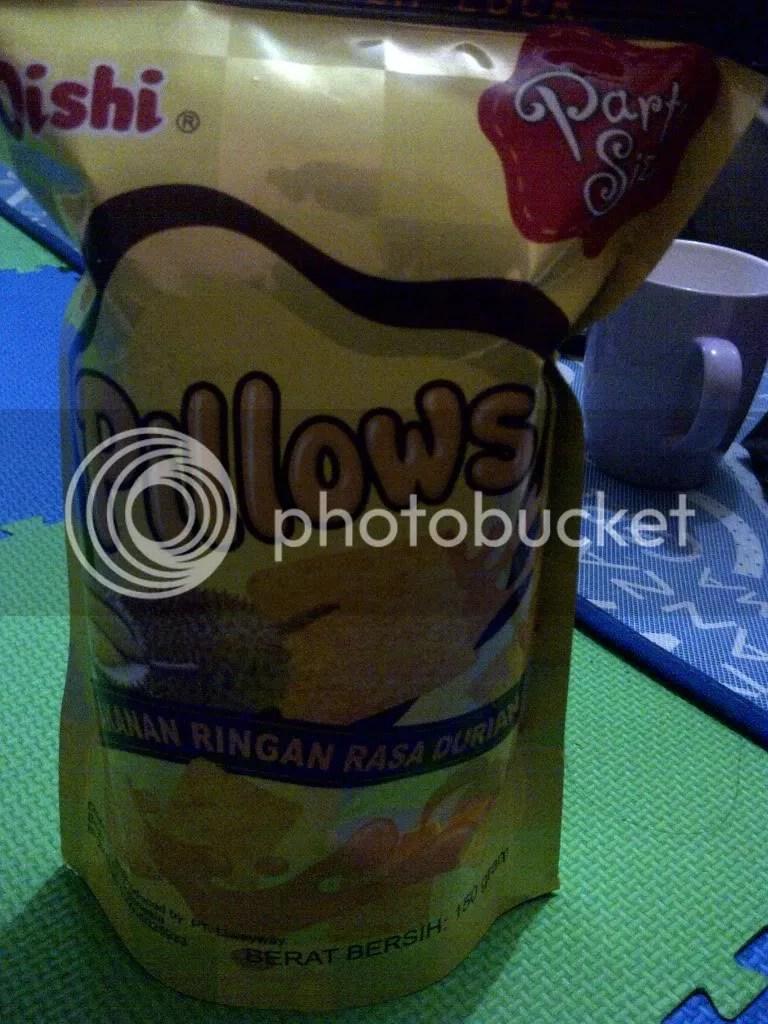 Pillow Durian