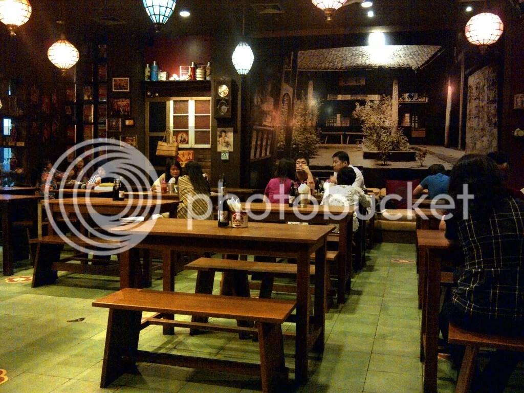 suasana di Sagoo Kitchen PVJ