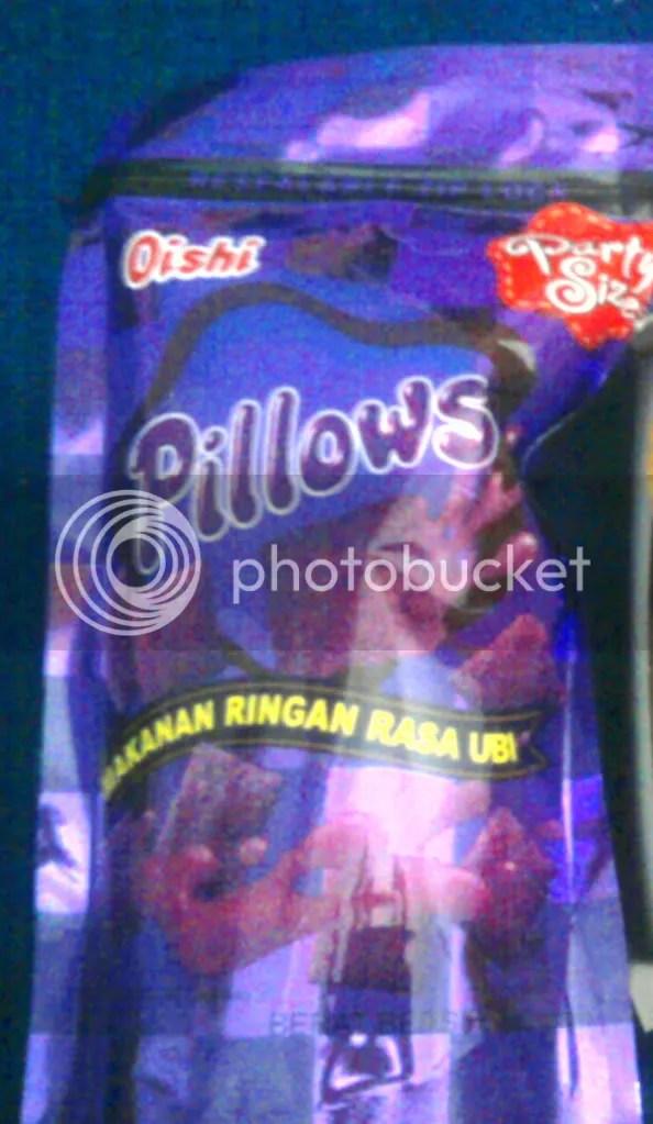 Pillow Ubi