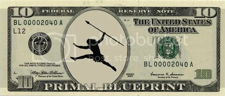 Grok 10 dollar bill