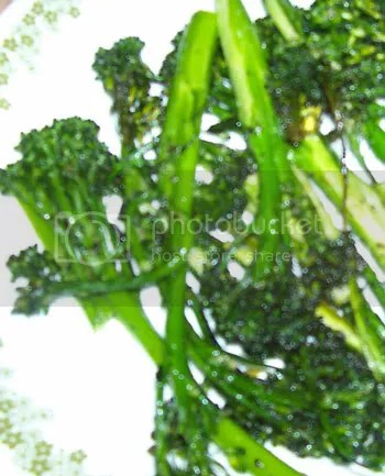 broccolini,entrees,raw food,recipe