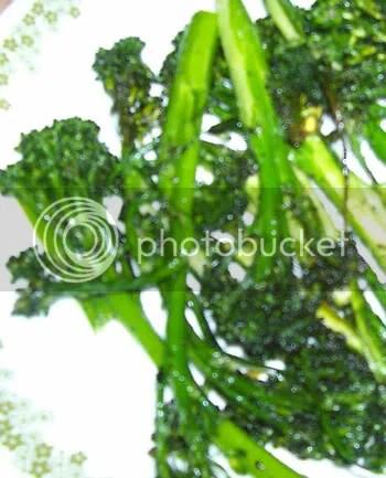 broccolini,entrees,raw food,recipe