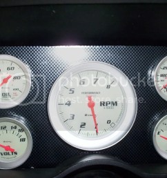 aftermarket gauge install in 1st gen s10 s 10 forum 1995 s10 radio wiring diagram s10 [ 1024 x 773 Pixel ]