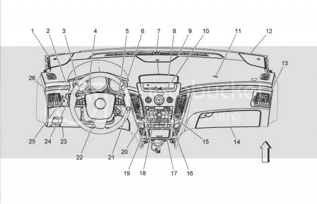 2007 Cadillac Srx Radio Wiring Help How To Find 12v Power In Center Stack Page 2