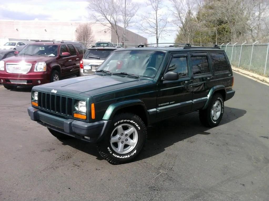 1998 Jeep Cherokee Sport Wiring Diagram