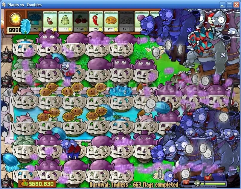 0a9a64049134 Newest Design of iPad 2 Case With Plants vs Zombies
