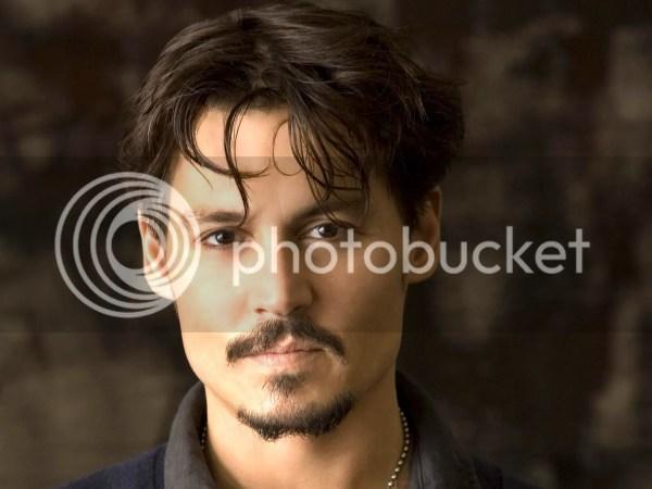 Eye-candy Johnny Depp Berryann