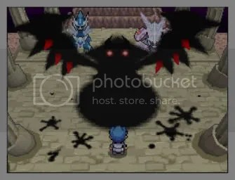 Playing Name That Pokemon!, except its death if you get it wrong. Maybe.