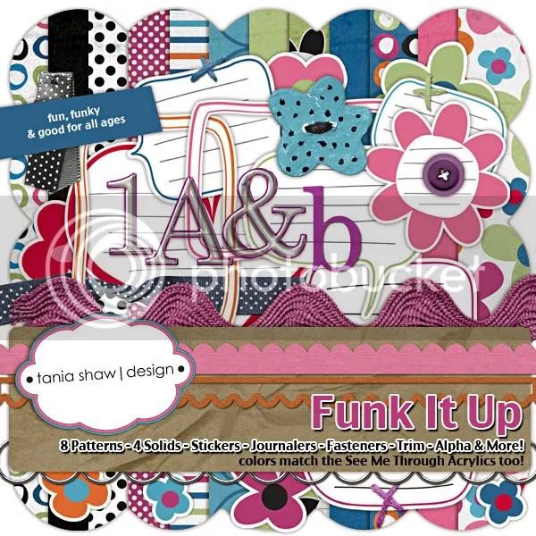 Funk It Up Kit