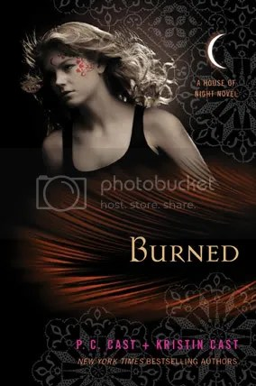 Burned House of Night P.C. & Kristin Cast