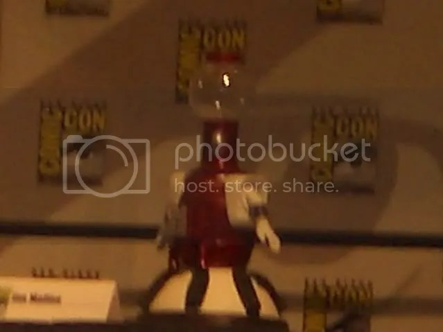 Tom Servo, from MST3K.