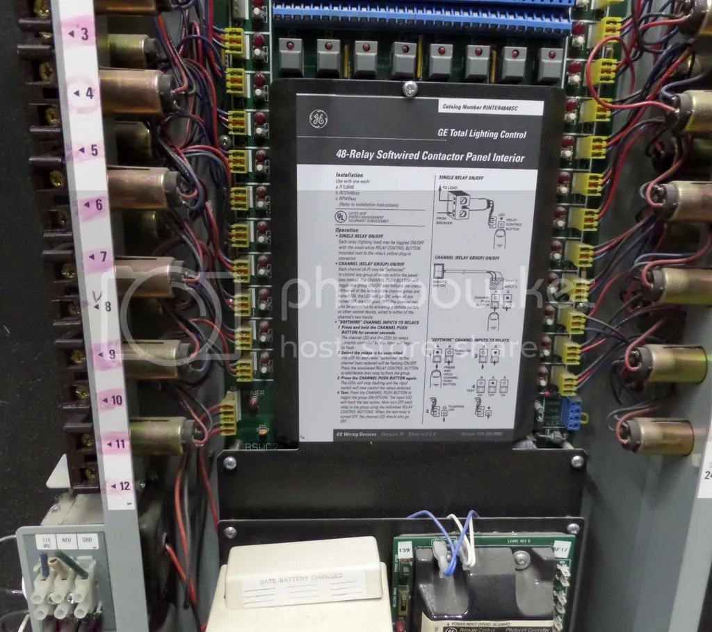 Ge Rr7 Low Voltage Relay Wiring Diagram - low voltage wire ... Ge Rr Low Voltage Relay Wiring Diagram on