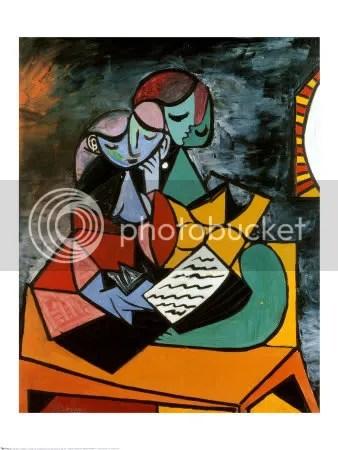 Pablo Picasso, The Lesson