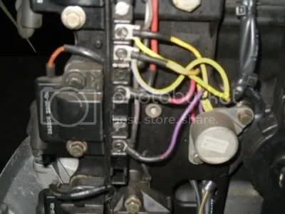 100 Johnson Wiring Harness Diagram 89 70hp Evinrude Tach Not Working And Stalling Problem