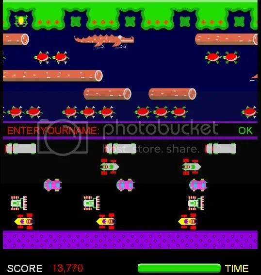 frogger Pictures, Images and Photos