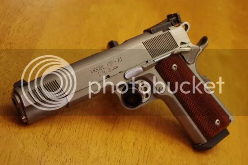 1911 9mm: Springfield Loaded Target | Midwestern Ramblings