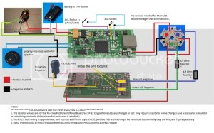 New Wiring DiagramWiring check for RGB PC 35 with