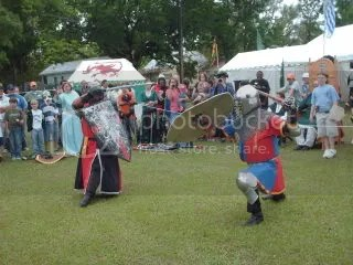 SCA Sword fight