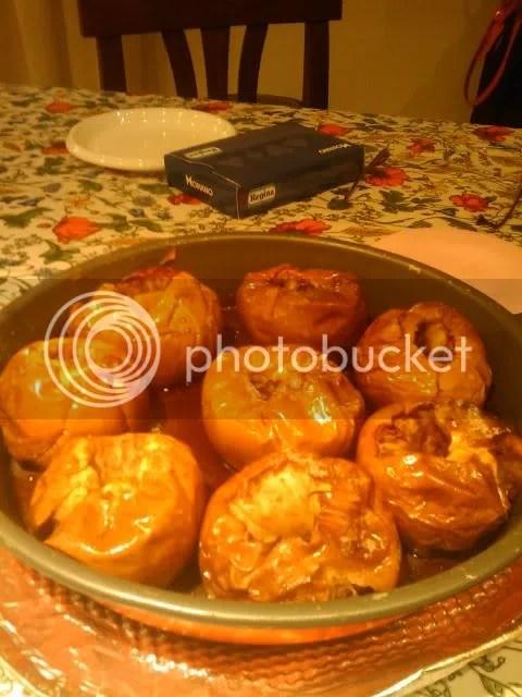 Ricetta della nonna: mele cotte