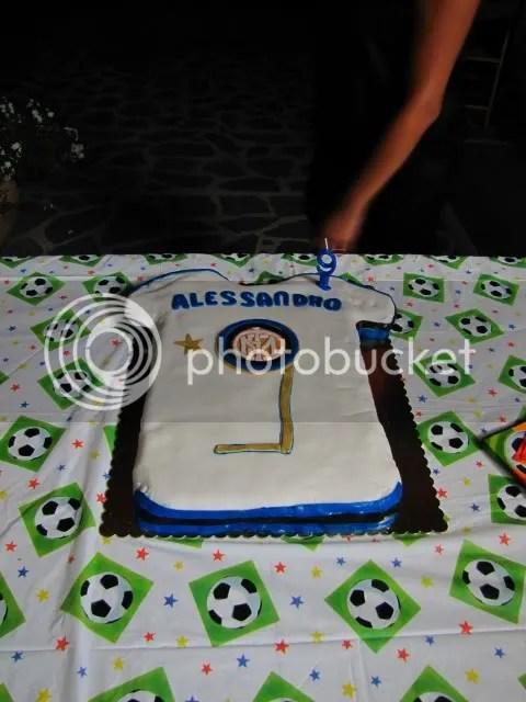 Torta Compleanno Alessandro