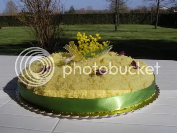 Torta Mimosa Per Compleanno Zia Cuciniamo