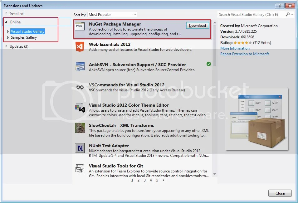 visual studio 2013 update 2 download