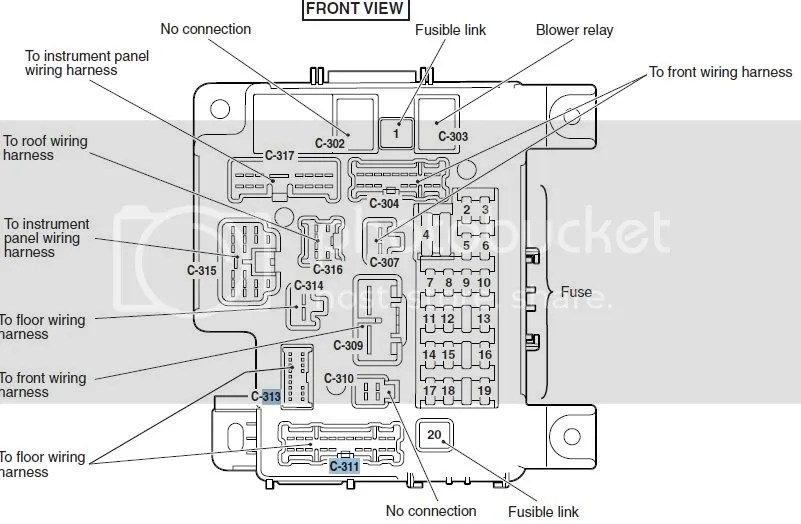 2006 Pontiac G6 Fuse Box Diagram, 2006, Free Engine Image