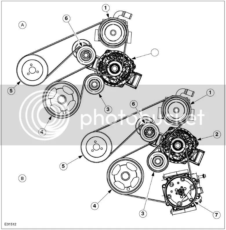Como Cambiar Correa de Motor Ford Fiesta Zetec Rocam 1.6