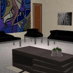 Modern Retro Sofa And Loveseat Aqua Leather Reclining Theninthwavesims: The Sims 2 - Ts3 Store Ancient Greek ...
