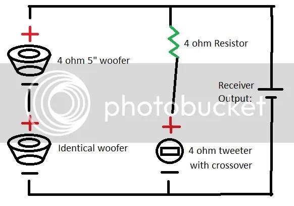 Piezo Tweeter Wiring Diagram Horn Tweeter Wiring Wiring