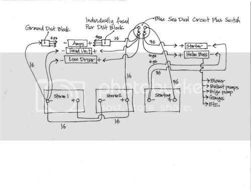 small resolution of wiring audio equipment drawing