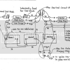 wiring diagram for blue sea add a battery switch acr combo  [ 1024 x 798 Pixel ]