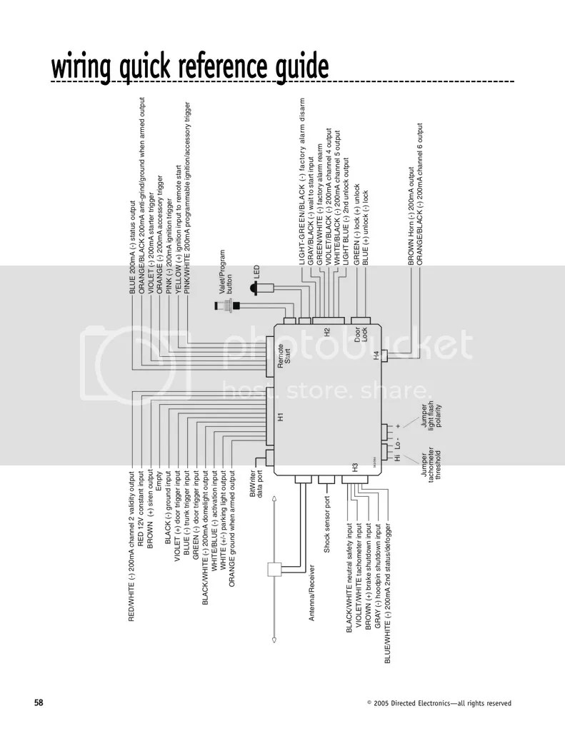 medium resolution of viper 5000 wiring diagram