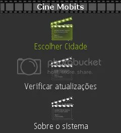 Veja horário de cinema diretamente da tela do su celular!