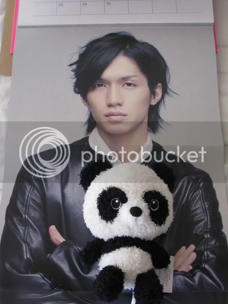 Porque Ryo ama a Panda......