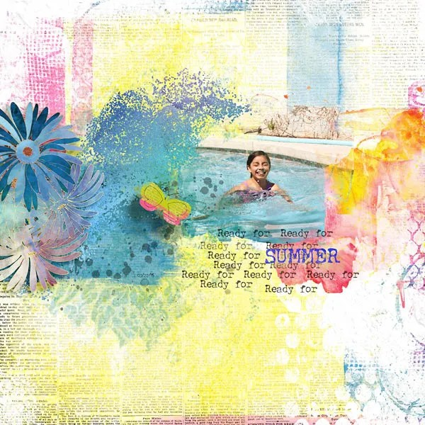 Layout using Antidote from Flor.
