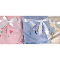 Super Soft Snugly Baby Fleece Receiving Blanket: Choose ...