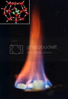 methane clathrate