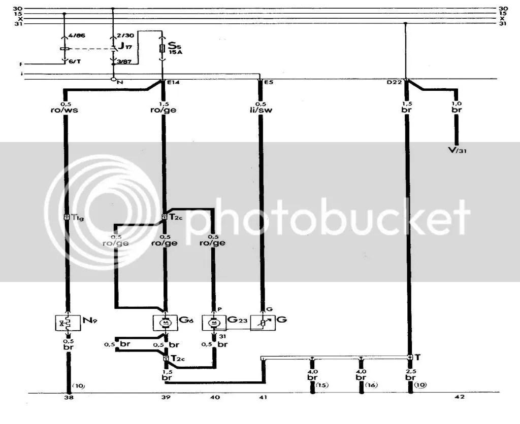 Fuel In Tank Pump Wiring