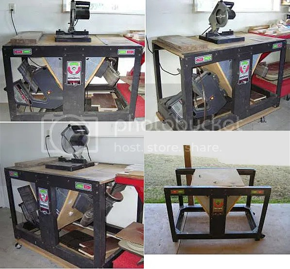 Craftsman Rotary Tool Bench For Sale