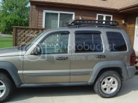 How To: Roof Rack Crossbars on the Cheap ! - JeepForum.com