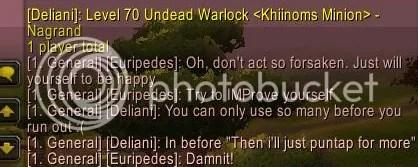 Warlock puns!