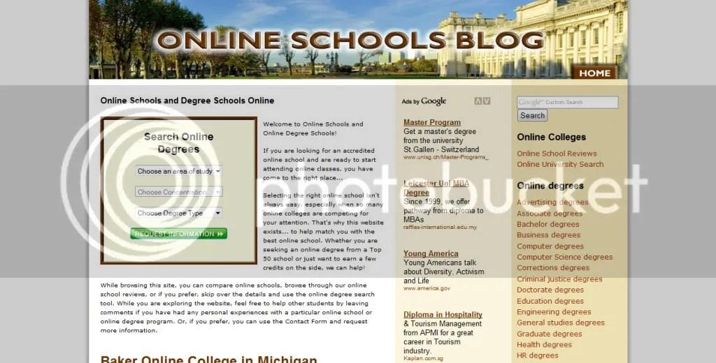 Online School Reviews