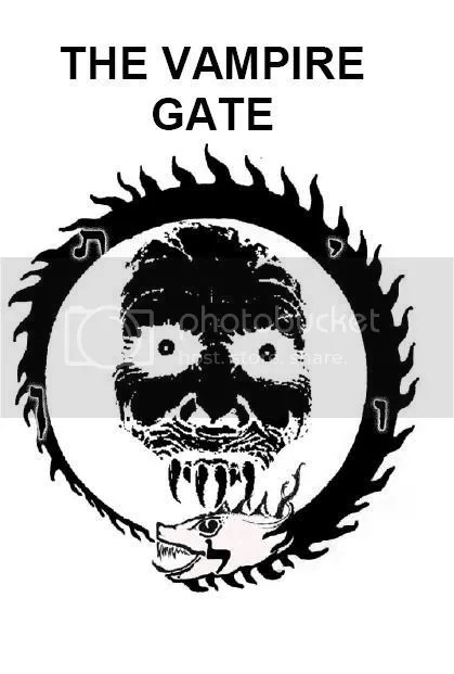 Michael W Ford The Vampire Gate The Vampyre Magickian [1